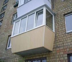 остекление балконов в Ярославле